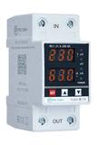 Реле контроля напряжения и тока (~230В AC) 63А