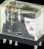 RP2.52.8.230.00 - Промежуточное реле; 2 перекидных контакта 5А ( ~ 230В AC)